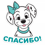101 dalmatinec stickers telegram 05