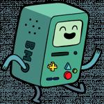 adventure time stickers telegram 08