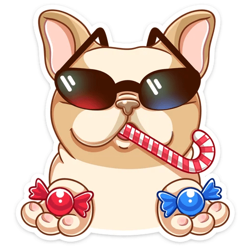bulka stickers telegram 13