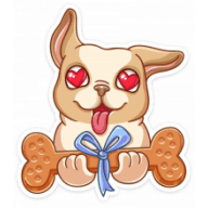 bulka stickers telegram 36