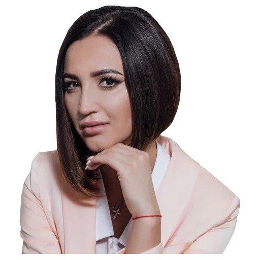 Стикеры Ольга Бузова