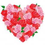 cvety i serdechki stickers telegram 20