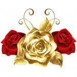 cvety i serdechki stickers telegram 27