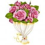 cvety i serdechki stickers telegram 47