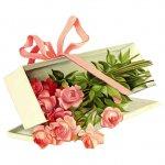 cvety i serdechki stickers telegram 53