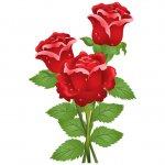 cvety i serdechki stickers telegram 66