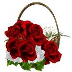 cvety i serdechki stickers telegram 77