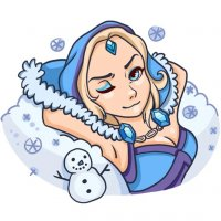 dota 2 stickers telegram 33