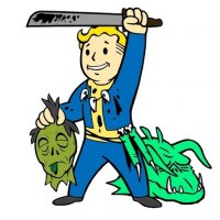 fallout vault boy stickers telegram 11