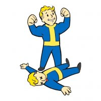fallout vault boy stickers telegram 14