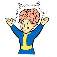 fallout vault boy stickers telegram 24