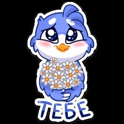 fin fenechka stickers telegram 11