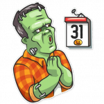 frankenshtejn stickers telegram 06
