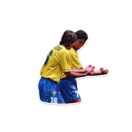 futbol stickers telegram 26