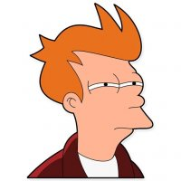 futurama stickers telegram 38