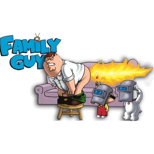 griffiny family guy stickers telegram 16