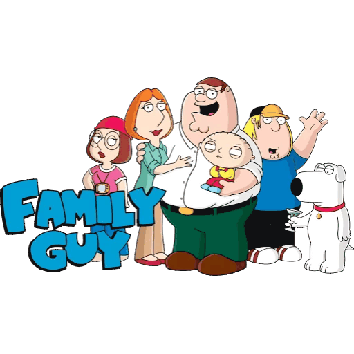 griffiny family guy stickers telegram 39