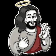 jesus stickers telegram 03