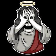 jesus stickers telegram 10
