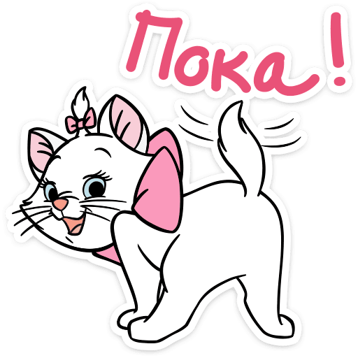 koshechka mari stickers telegram 03