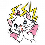 koshechka mari stickers telegram 18