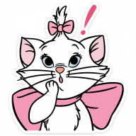 koshechka mari stickers telegram 21