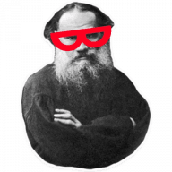lev tolstoj stickers telegram 11