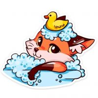lisa pappi stickers telegram 22