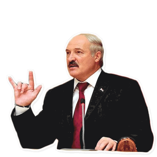 lukashenko stickers telegram 02