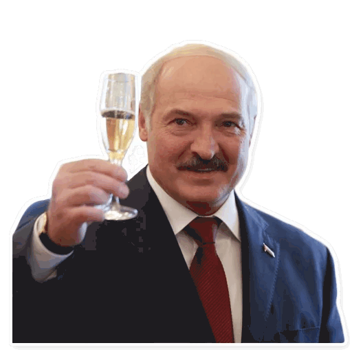 lukashenko stickers telegram 04