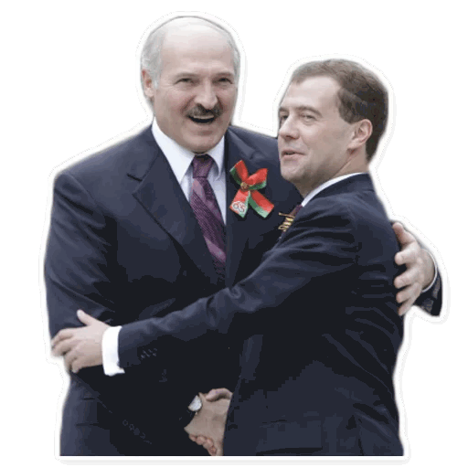 lukashenko stickers telegram 06