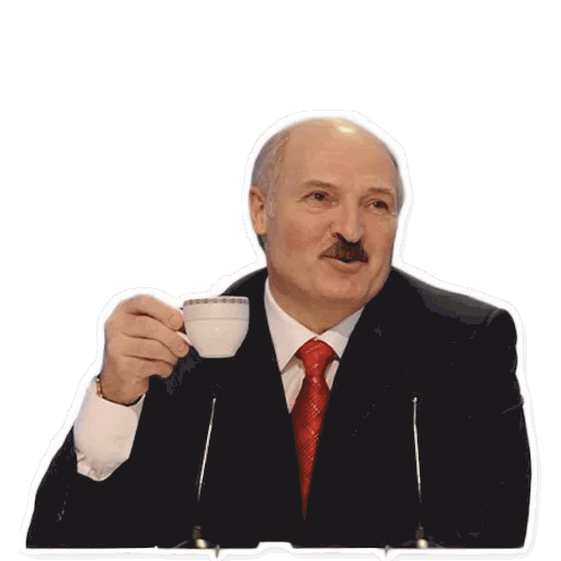 lukashenko stickers telegram 09