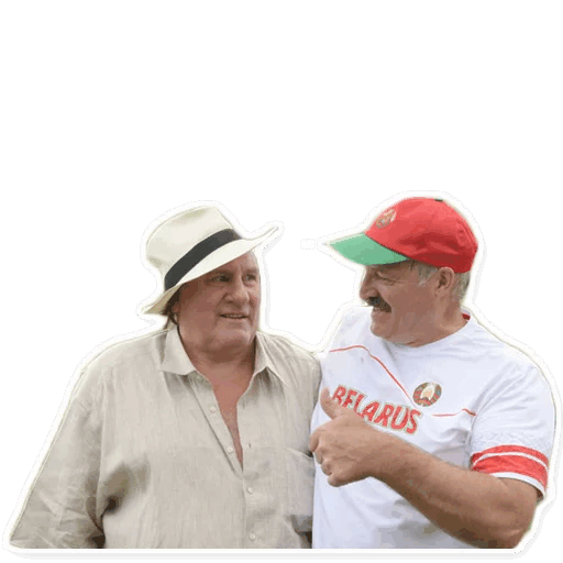 lukashenko stickers telegram 11