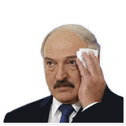 lukashenko stickers telegram 14