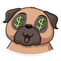 mops bun stickers telegram 48