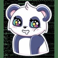 panda tori stickers telegram 08