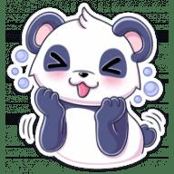 panda tori stickers telegram 14