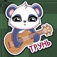 panda tori stickers telegram 24