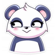 panda tori stickers telegram 26