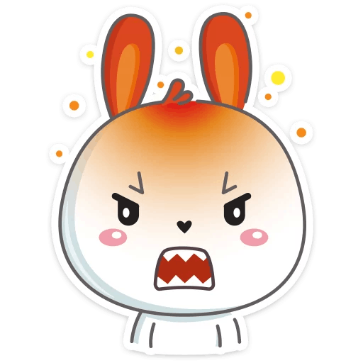 pashalnyj krolik stickers telegram 20