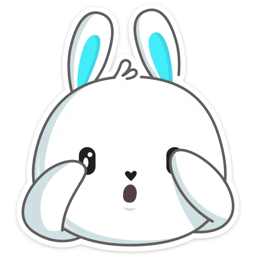 pashalnyj krolik stickers telegram 28