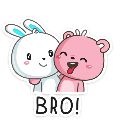 pashalnyj krolik stickers telegram 30