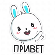pashalnyj krolik stickers telegram 37