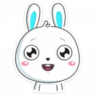 pashalnyj krolik stickers telegram 39