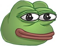 pepe frog stickers telegram