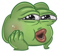 pepe frog stickers telegram 09