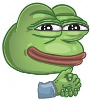 pepe frog stickers telegram 10