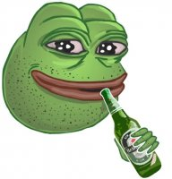pepe frog stickers telegram 11