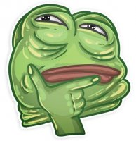 pepe frog stickers telegram 21