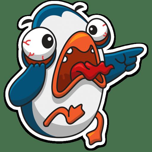 pingvin izi stickers telegram 05